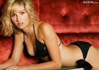 Alison Haislip in a bikini