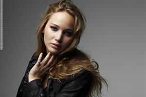 Jennifer Lawrence Matt Holyoak photoshoot 2010