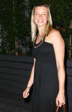 Amy Smart at Voyeur Nightclub in Hollywood on September 2, 2010