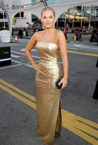 Elisha Cuthbert attending the 2012 American Music Awards in Los Angeles Nov 18, 2012
