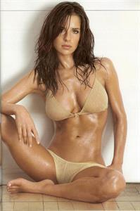 Kelly Monaco in lingerie
