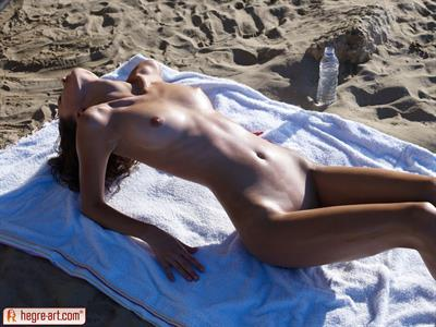 Anna Sbitnaya - breasts