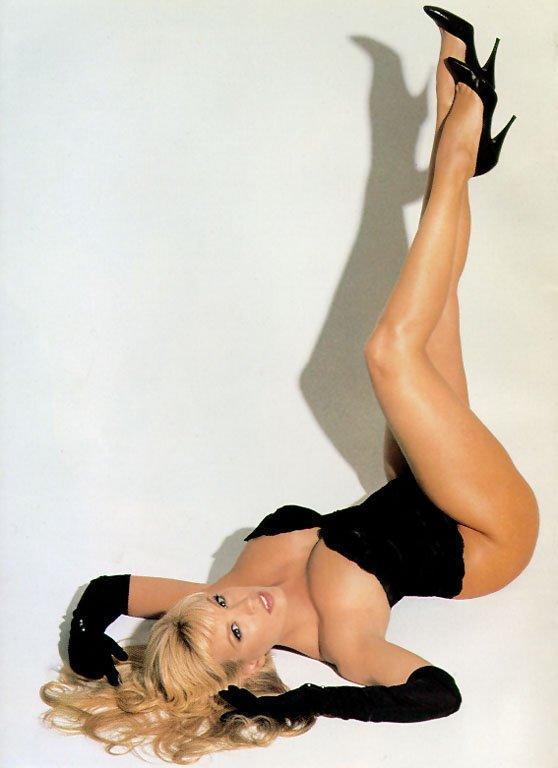 Monique Gabrielle in lingerie