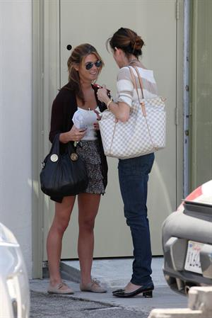 Ashley Greene out and about in Los Angeles on September 11, 2010