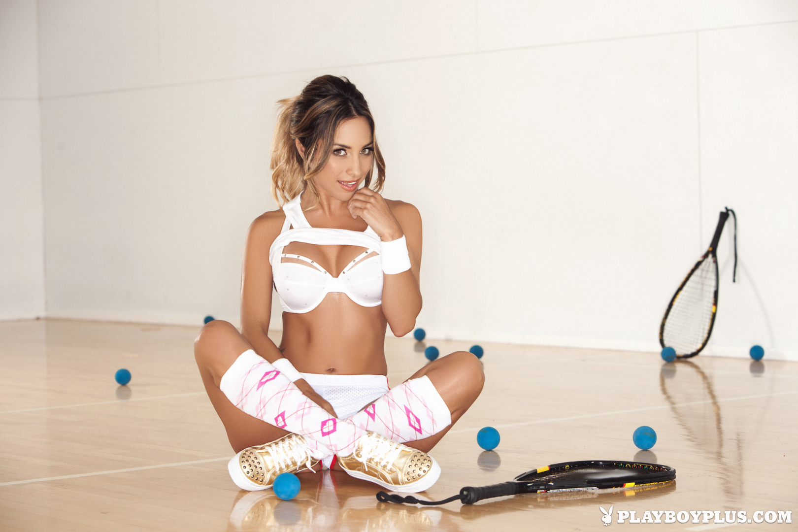 Playboy Cybergirl - Yesenia Bustillo Nude Photos & Videos at Playboy Plus!