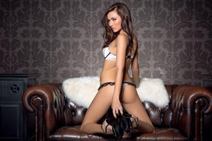 Playboy Cybergirl Michaela Isizzu Nude Photos & Videos at Playboy Plus!