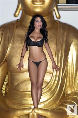 Playboy Cybergirl Nasia Jansen Nude Photos & Videos at Playboy Plus!