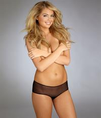 Kate Upton in lingerie