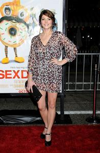 Ashley Greene Los Angeles Premiere of Sex Drive