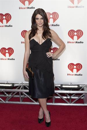 Ashley Greene iHeartRadio Music Festival at the MGM Grand Garden Arena in Las Vegas on September 23, 2011