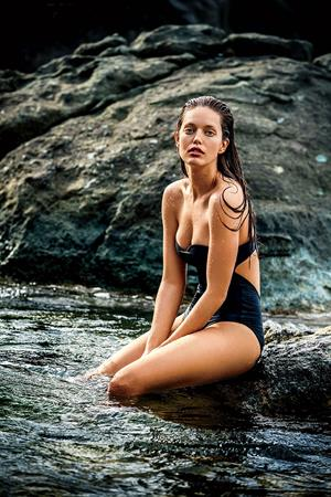 Emily DiDonato Maxim Sea, Sand and Fun Photoshoot