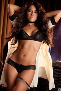 Jessica Burciaga in lingerie