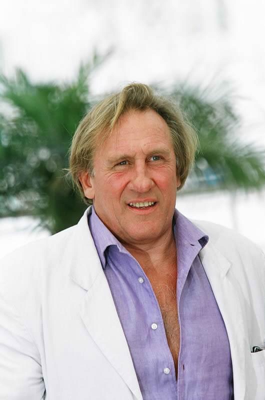 Gérard Depardieu