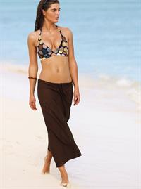 Hilary Rhoda in a bikini