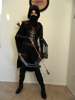 Lyz Brickley - Thief Garrett Cosplay