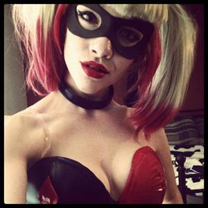 Lyz Brickley - Harley Quinn Cosplay
