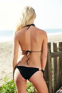 Shelby Keeton in a bikini - ass