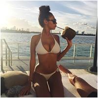 Jayde Pierce in a bikini