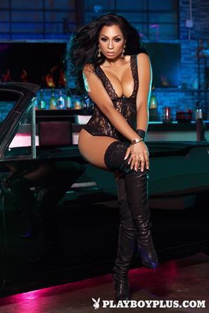 Playboy Cybergirl - Karlie Redd Nude Photos & Videos at Playboy Plus!