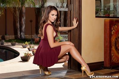 Playboy Cybergirl - Kalyn DeClue Nude Photos & Videos at Playboy Plus!