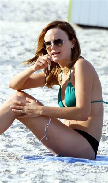 Beach Candids
