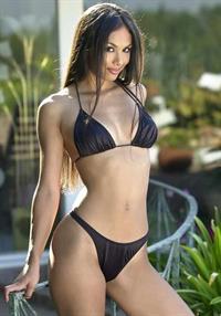 Daniela Gil in a bikini
