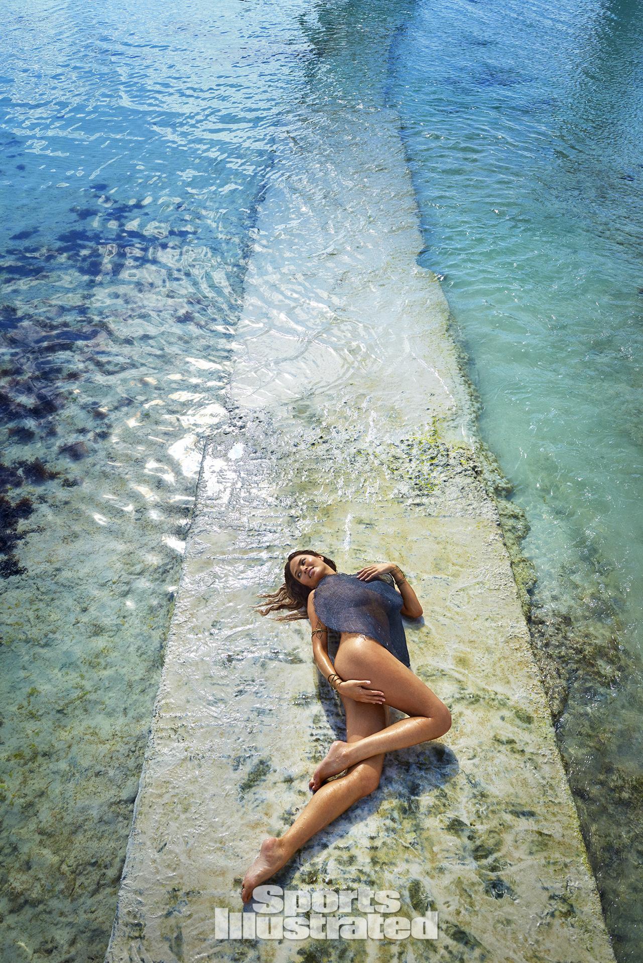 Chrissy Teigen - Sports Illustrated Swimsuit 2016