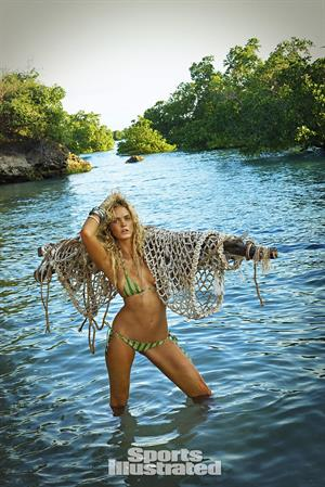 Erin Heatherton - Sports Illustrated Swimsuit 2016