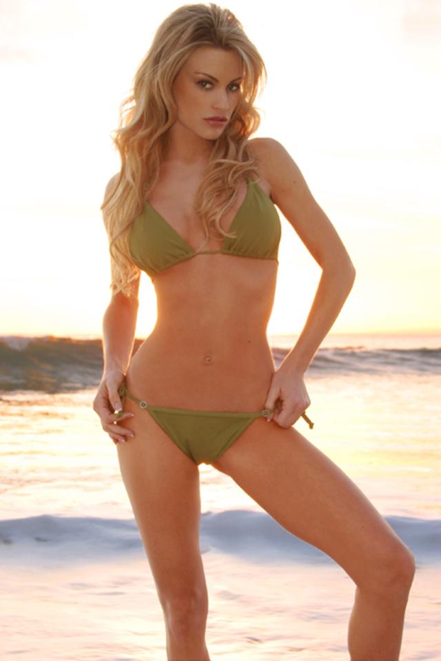Meriah Nelson in a bikini