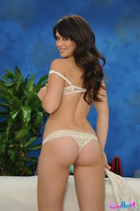 Ashlyn Rae in lingerie - ass