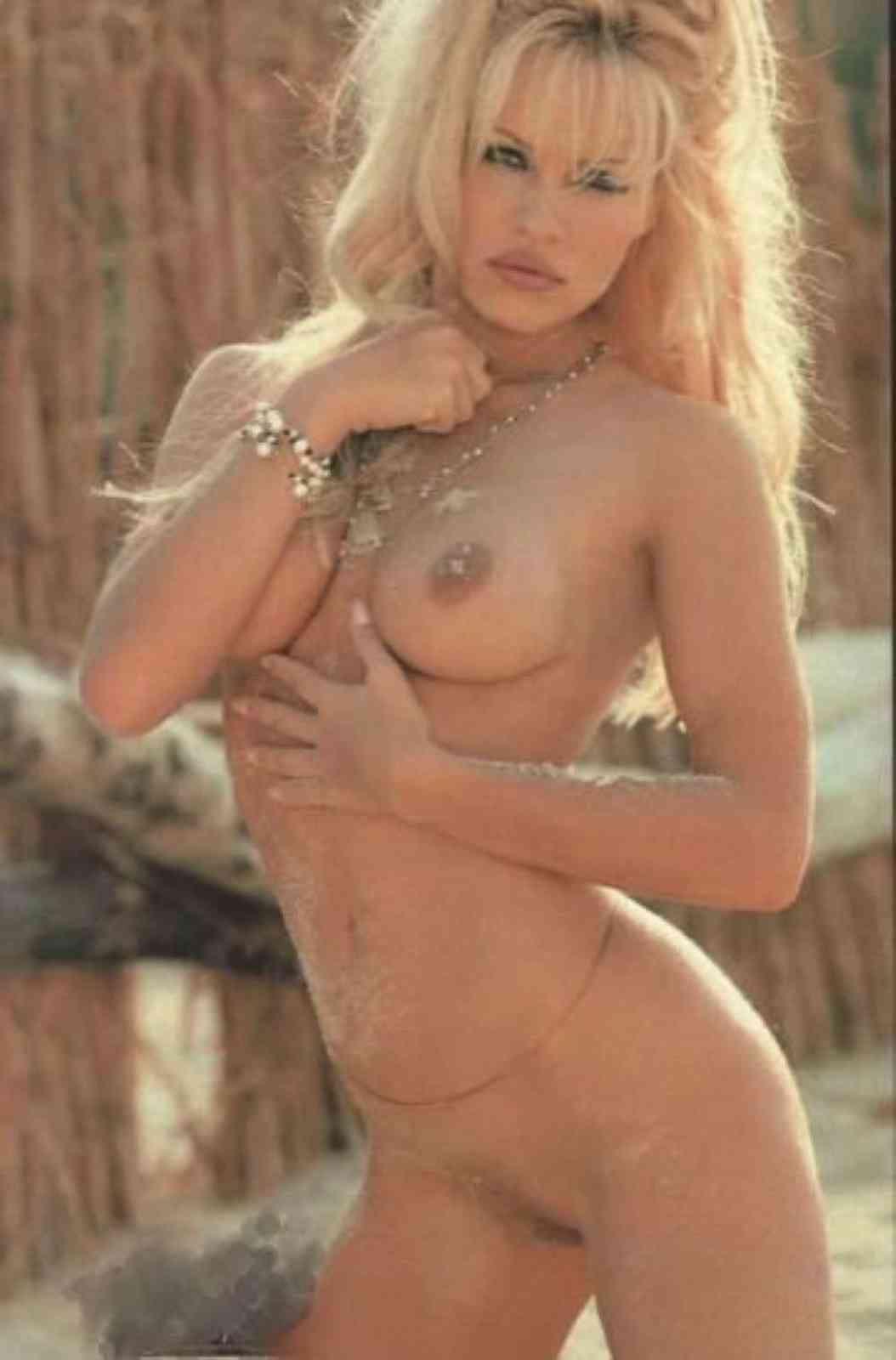 Pamela Anderson Nude - 121 Pictures In An Infinite Scroll-9192