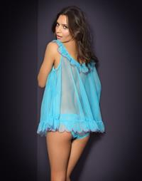 Katya Zalitko in lingerie - ass