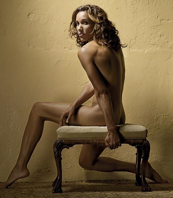 Lolo Jones competed in the 100 meter hurdles in the 2012 London Olympics