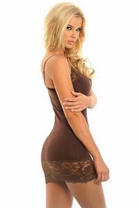 Jessa Hinton in lingerie