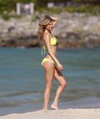 Marisa Miller in a bikini