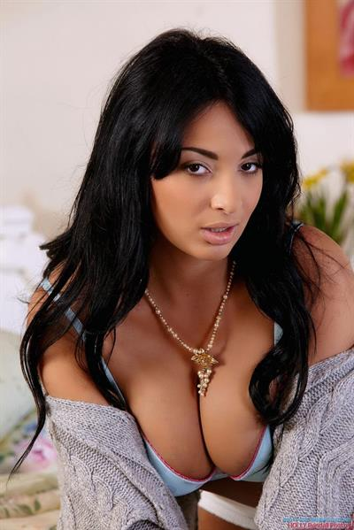 Anissa Kate in lingerie