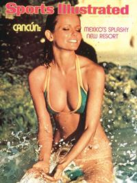 1975 Sports Illustrated Swimsuit Edition Cover