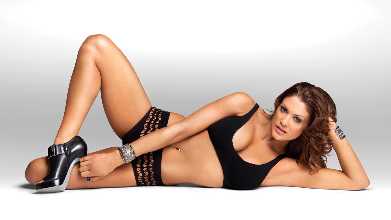 Eve Torres in a bikini