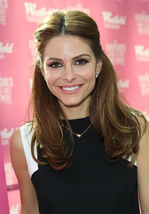 Maria Menounos Book Signing At Westfield Topanga June 12, 2014