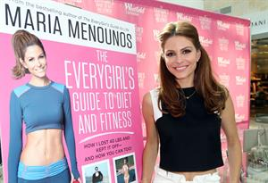 Maria Menounos Book Signing At Westfield Topanga June 12, 2014
