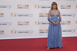 Jane Seymour at the 54th Monte Carlo TV Festival closing ceremony June 11, 2014