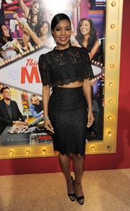 Gabrielle Union attending the  Think Like A Man Too  premiere, L.A. June 9, 2014