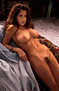 Kelly Monaco - pussy and nipples