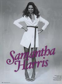Samantha Harris (Australian Model)