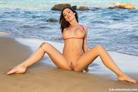 Adrienn Levi - pussy and nipples
