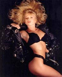 Traci Lords in a bikini