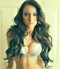 Erin Skye in lingerie