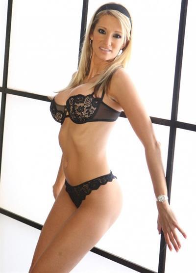 Jessica Drake in lingerie