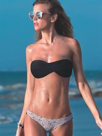 Triana Maida in a bikini