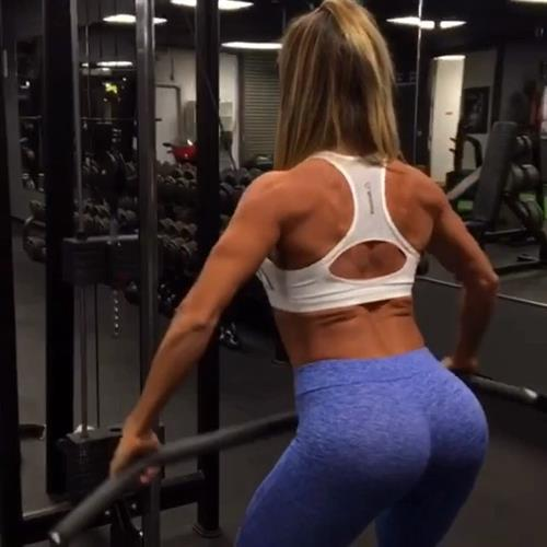 Paige Hathaway - ass